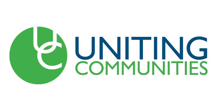 Uniting Communities logo