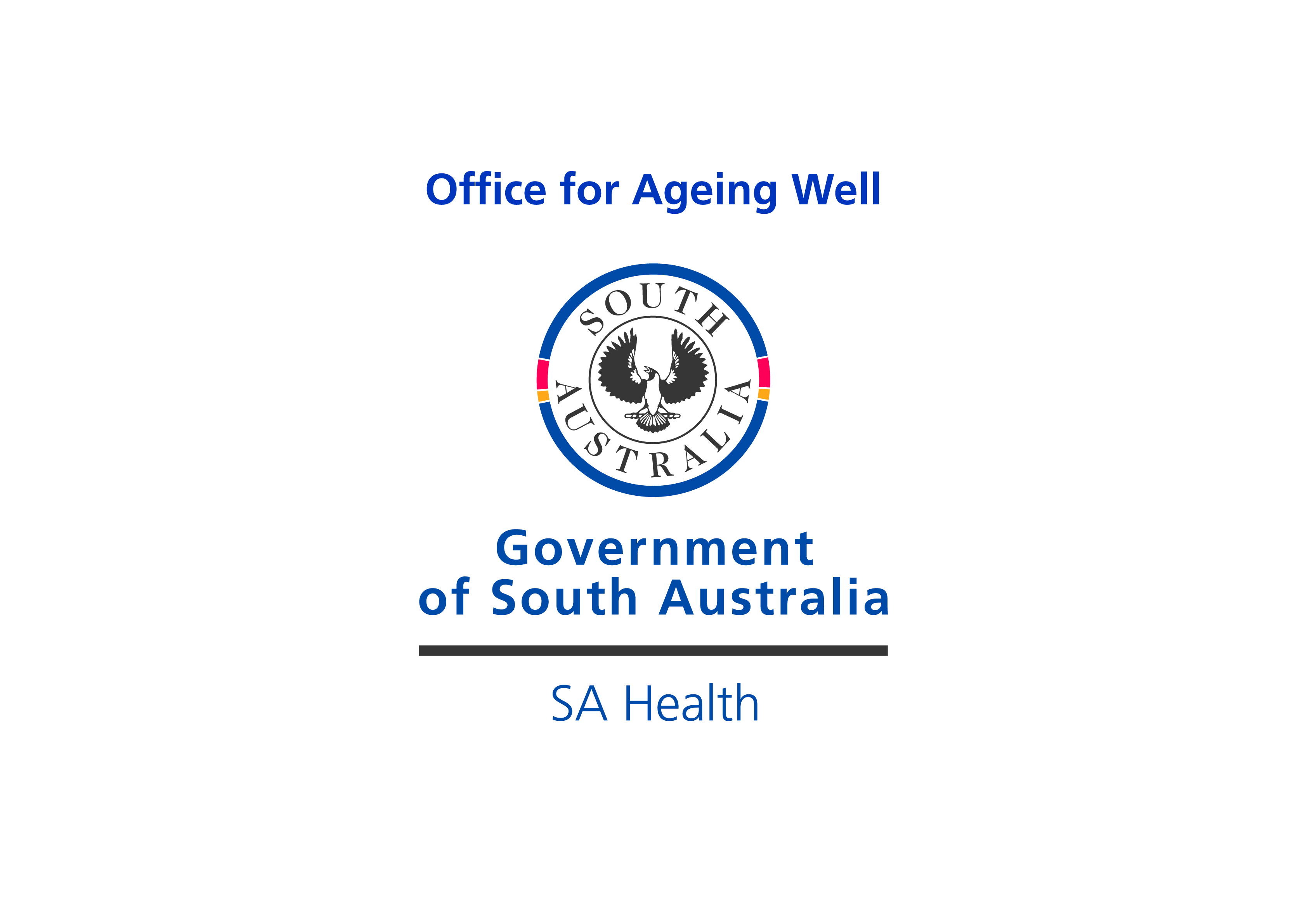 Office for Ageing Well Logo 2